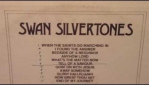 The Swan Silvertones - What